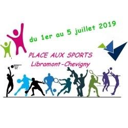Place aux Sports 2019
